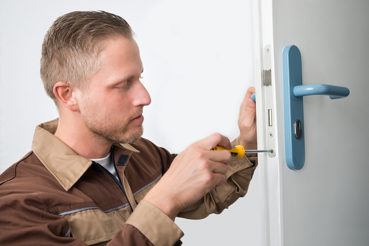 Four Ways a Locksmith Can Improve Security in Your Home or Business