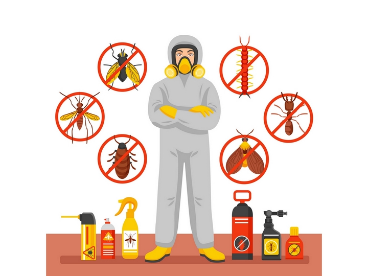 8 Reasons You Should Be Hiring A Pest Control Firm